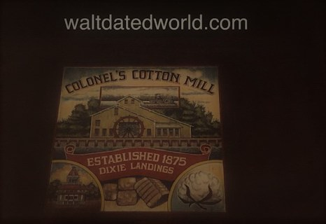 Dixie Landings Colonel's Cotton Mill Dixie Landings
